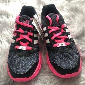 NWT adidas women's size 7 animal print